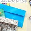DIY Souvenir: Make Your Own Travel Photo Envelope by Wanderlust Designer