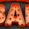 It's Bar Time - Bar Sign from Skylark in San Francisco by Wanderlust Designer