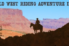 Wild West Riding Adventure in Utah by Wanderlust Designer