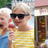 All Smiles for Berthillon Ice Cream in Paris