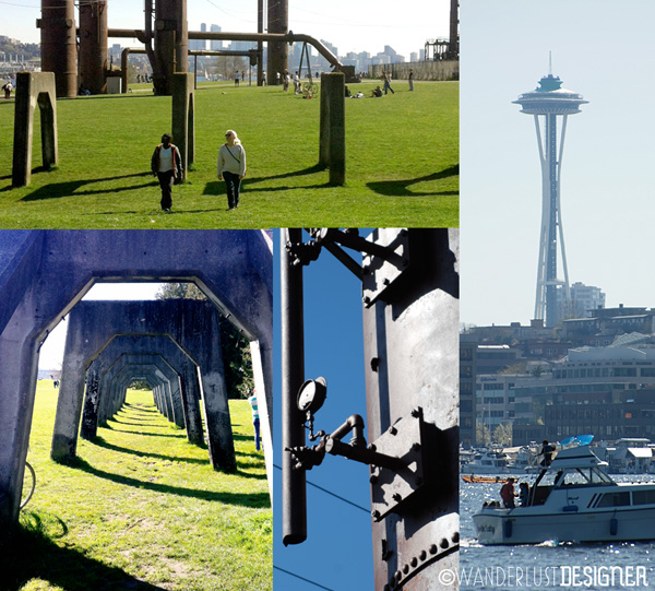Gas Works Park, Seattle, Washington (photos by Wanderlust Designer)