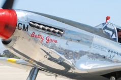 Keeping WWII History Alive - the Betty Jane by Wanderlust Designer