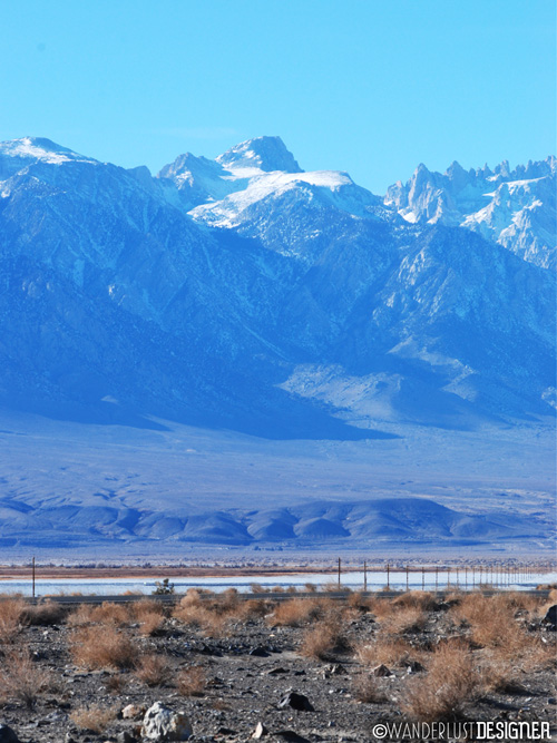 Mt. Whitney, The Highest Point in the Contiguous United States by Wanderlust Designer
