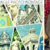 DIY Souvenir: Triangle Photo Montage by Wanderlust Designer