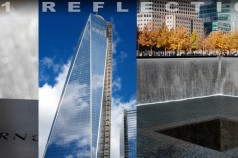 9/11 Memorial Reflections by Wanderlust Designer