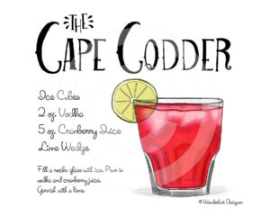 Cape Codder by Wanderlust Designer