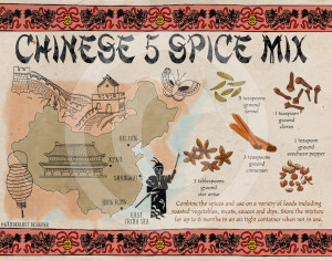 Chinese 5 Spice Mix