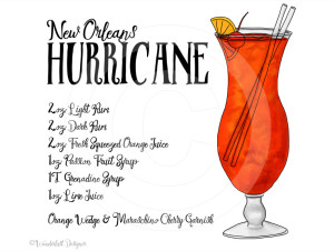 New Orleans Hurricane