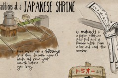 Discovering the Traditions at the Shrines of Japan by Wanderlust Designer