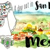 Wanderlust Fashion: A Day Out in San Miguel de Allende, Mexico by Wanderlust Designer