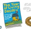 Wanderlust Bookclub: The Year of Living Danishly (illustration by Wanderlust Designer)