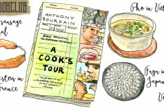 Wanderlust Bookclub: A Cook's Tour by Anthony Bourdain