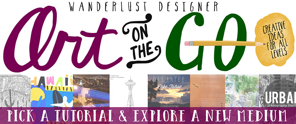 Art on the Go - Art Tutorials for All Levels