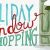 Holiday Window Shopping Traditions by Wanderlust Designer